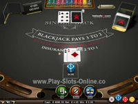 Blackjack Single Deck